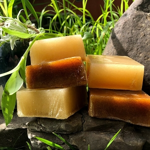 Solid Sugar Scrub Bars